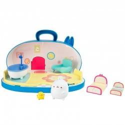 Molang Home Playset