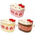 Hello Kitty Shortcake Squishy