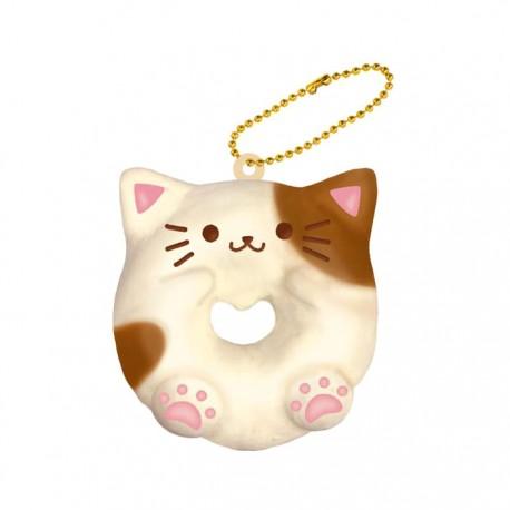 Squishy Kitty Donut