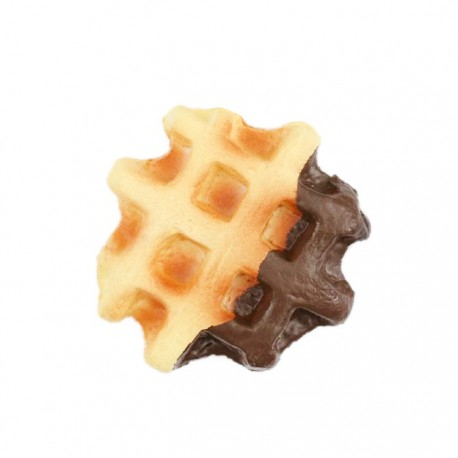 Waffle Chocolate Fondue Squishy