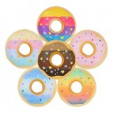 Colorful Icing Donut Squishy