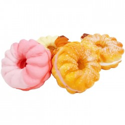 French Cruller Squishy