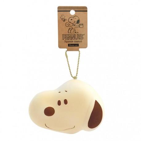 Snoopy Head Bread Squishy
