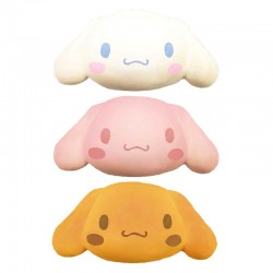 Cinnamoroll Head Bread Squishy