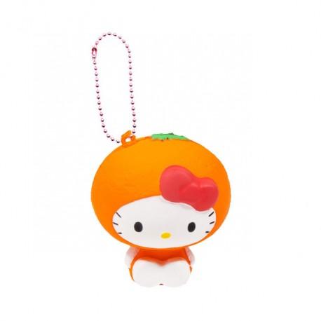 Hello Kitty Fruits Market Orange Squishy