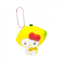 Hello Kitty Fruits Market Lemon Squishy