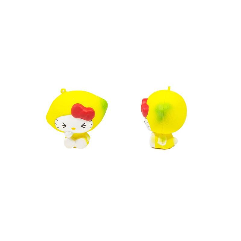 Squishy Lemon : Hello Kitty Fruits Market Lemon Squishy - Kawaii Panda - Making Life Cuter