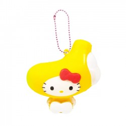 Hello Kitty Fruits Market Banana Squishy