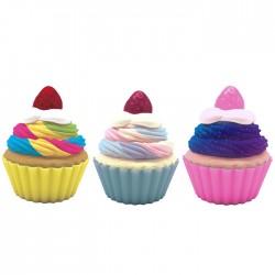 Squishy Colorful Cupcake