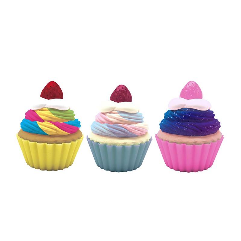 Squishy Cupcake : Squishy Colorful Cupcake - Kawaii Panda - Making Life Cuter