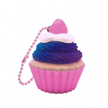 Colorful Cupcake Squishy