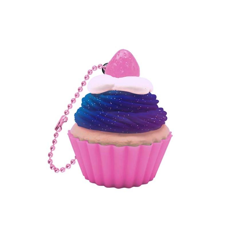 Squishy Cupcake : Colorful Cupcake Squishy - Kawaii Panda - Making Life Cuter
