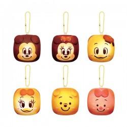 Disney Characters Chigiri Bread Squishy