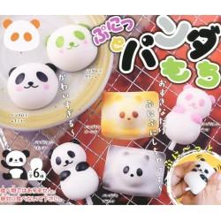 Panda Mochi Squeeze Toy Gashapon