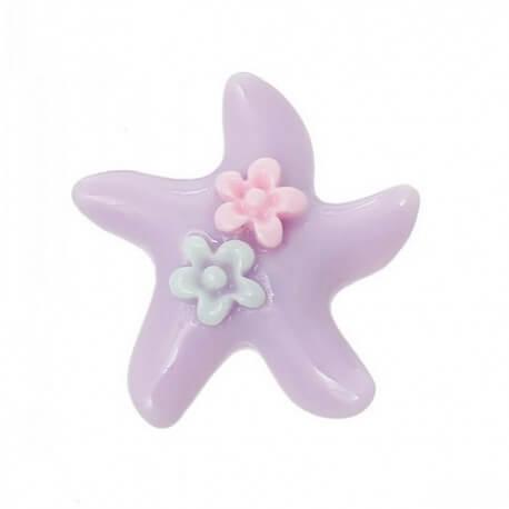 Spring Starfish Cabochon