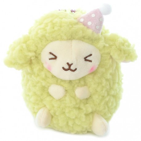 Wooly Baby Sheep Oyasumi Series Charm