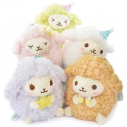 Wooly Baby Sheep Oyasumi Series Charm