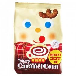 Snack Caramel Corn Leite Cacau