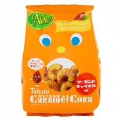 Snack Caramel Corn Amêndoa Torrada