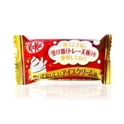 Mini Kit Kat Gelado