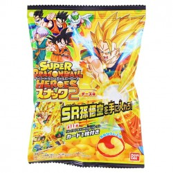 Dragon Ball Super Heroes 2 Cheese Snack