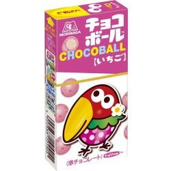 Chocoball Strawberry Chocolate Balls