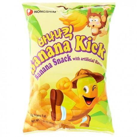 Banana Kick Snack