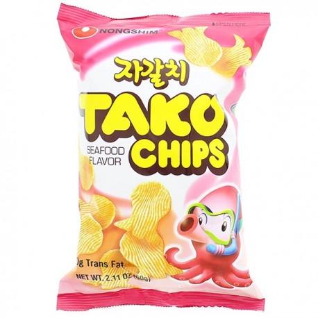 Tako Chips Snack