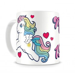 Taza My Little Pony Made in 1983