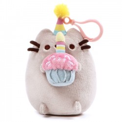 Clip Mochila Pusheen Birthday