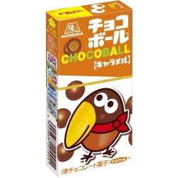 Bolitas Chocoball Caramelo