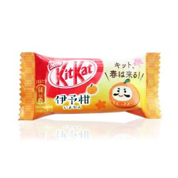 Kit Kat Mini Tangerine