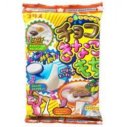 Kit DIY Choco Kinako Mochi