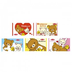 Rilakkuma Chewing Gum Set