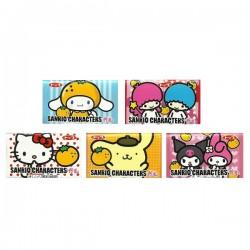 Set Pastilhas Elásticas Sanrio Characters