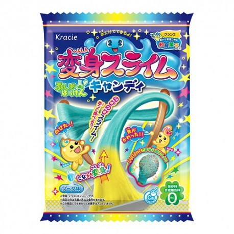 Popin' Cookin' DIY Kit Henshin Slime Candy