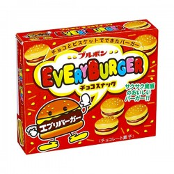 Every Burger Chocolate Sandwich Biscuits