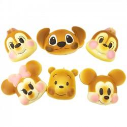 Squishy Disney Characters Big Cheeks Bread