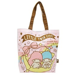 Little Twin Stars Puffy Cloud Tote Bag