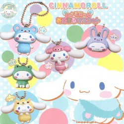 Pendente Cinnamoroll Animal Costume Gashapon