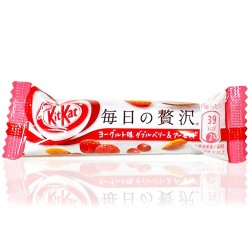 Mini Kit Kat Iogurte Frutos Vermelhos & Amêndoas