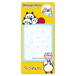 Cartões Memo Gohan Pandas