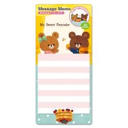 Sweet Pancake Memo Messages