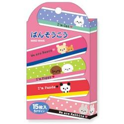 Fun Friends Kawaii Bandages
