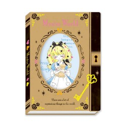 Mystic World Memo Pad