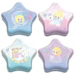 Little Fairy Tale Memo Star Tin