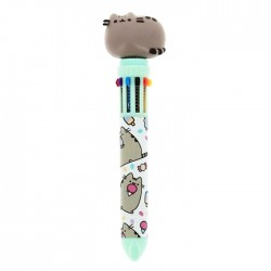 Pusheen 3D Topper Multicolor Pen