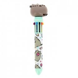 Pusheen 3D Topper Multicolor Pen