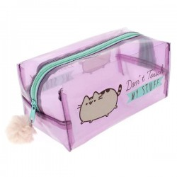 Pusheen Don't Touch My Stuff Pen Pouch