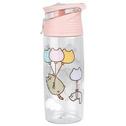Botella Agua Pusheen See Ya